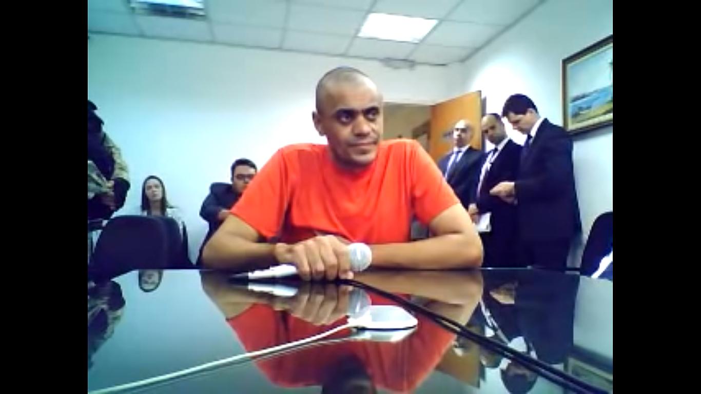 VÍDEO: agressor de Bolsonaro chama atentado de incidente durante audiência