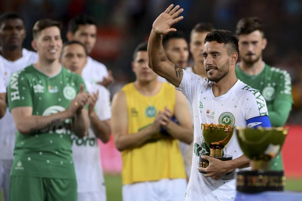 Chapecoense vence Prêmio Laureus de Melhor Momento Esportivo do Ano