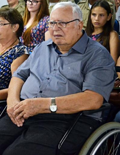 Morre Antonio Pichetti, um dos primeiros advogados do município