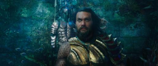 Filme Aquaman estreia nesta quinta-feira no Cine Peperi