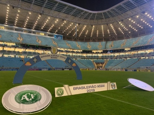Torcedor do Grêmio morre após sofrer mal súbito durante jogo contra Chapecoense