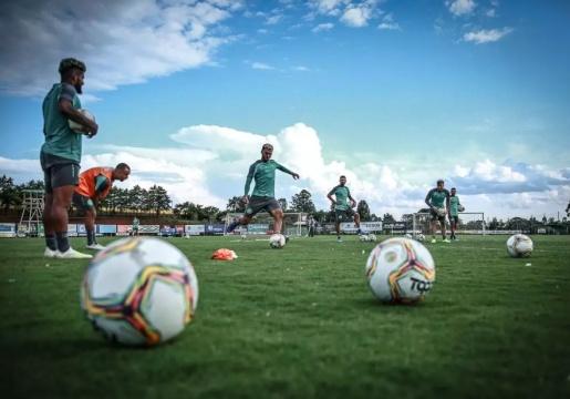 Chapecoense se prepara para voltar aos treinamentos presenciais