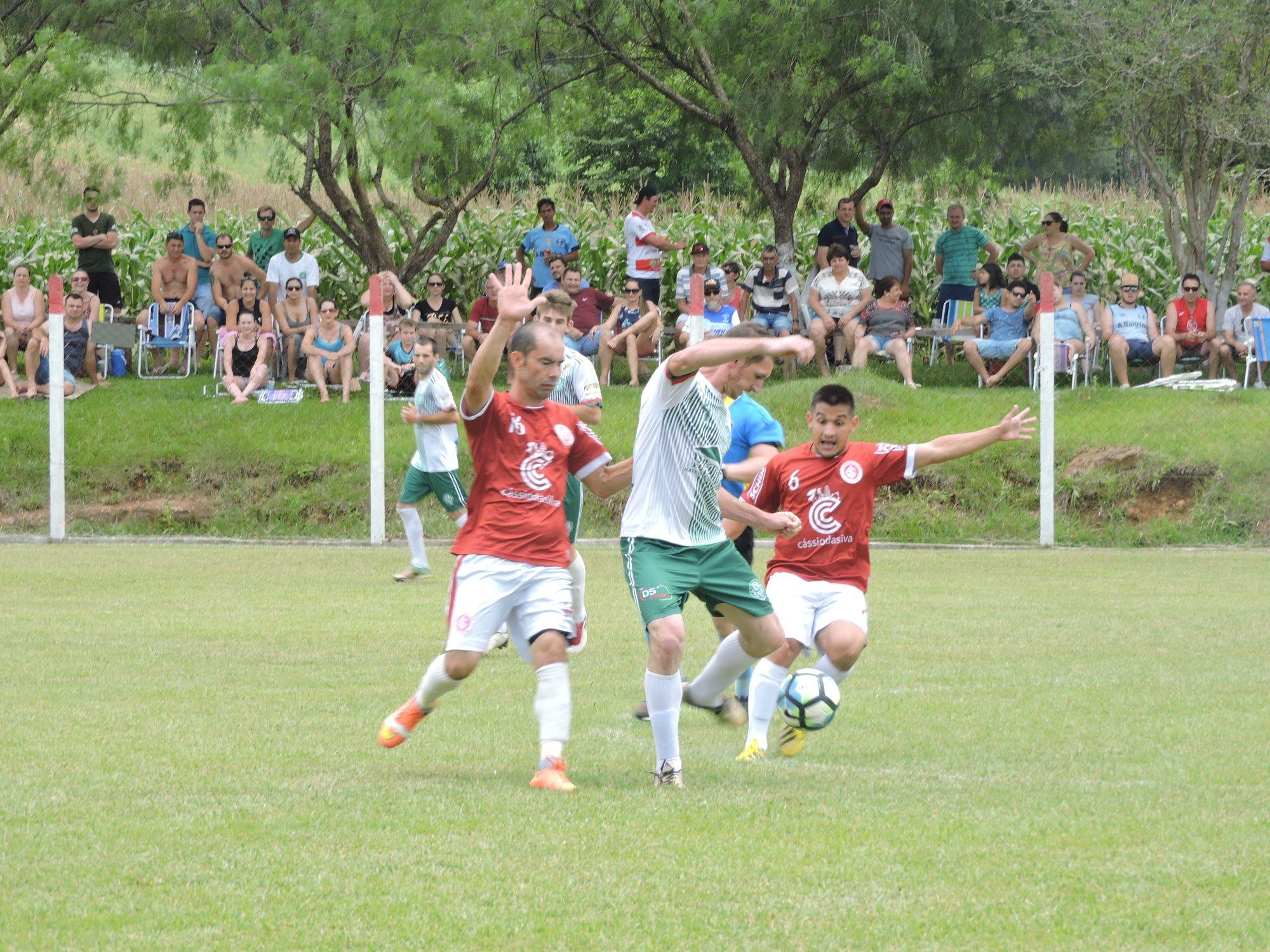 Definidos finalistas do Campeonato Municipal de Futebol de SMOeste