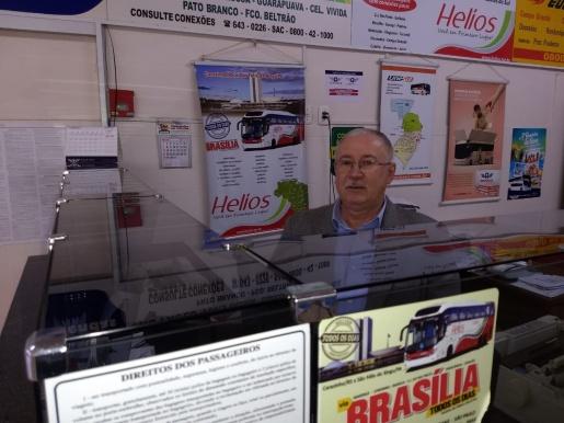 Rodoviária registra aumento na procura por passagens