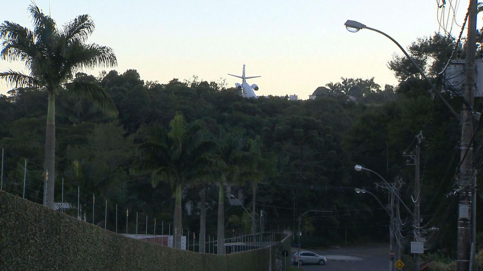 Aeronáutica vai apurar problema com avião do Dj Alok