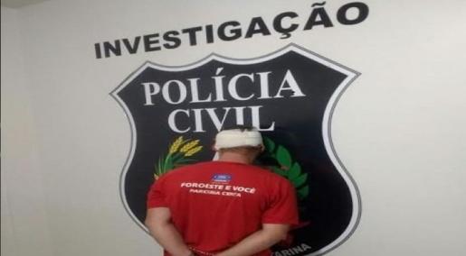Acusado de triplo homicídio contra irmãs em Cunha Porã vai a júri neste mês