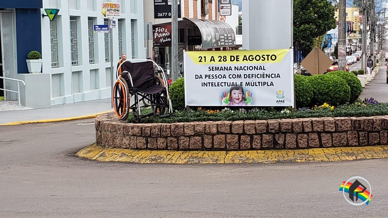 Apae prioriza trabalho de conscientização para prevenção de deficiências
