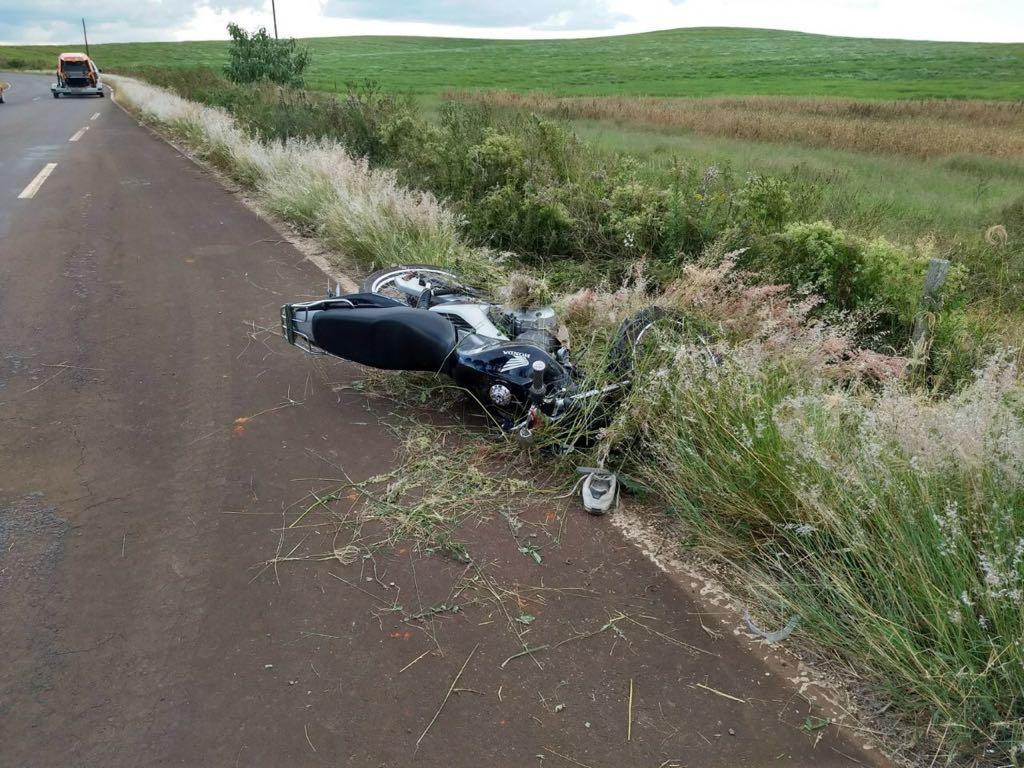 Motociclista morre em saída de pista na SC-305