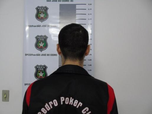 Suspeito de ofender ex-namorada pelas redes sociais é preso em São José do Cedro