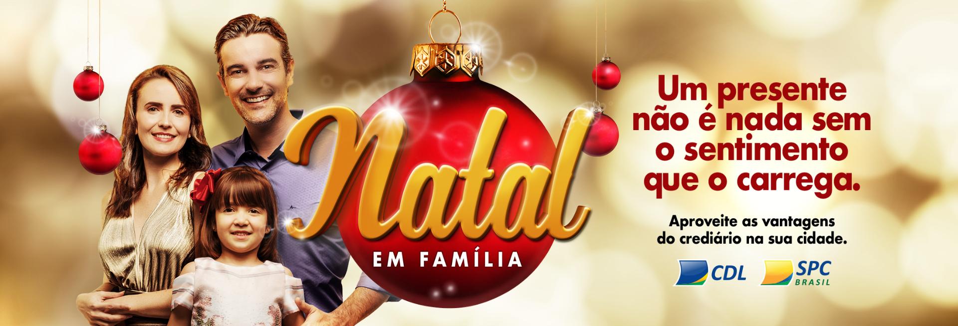 FCDL lança campanha para reforçar importância das vendas de Natal
