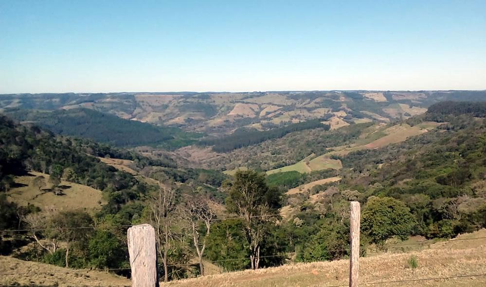 Polícia militar de Dionísio Cerqueira inicia projeto da Patrulha Rural
