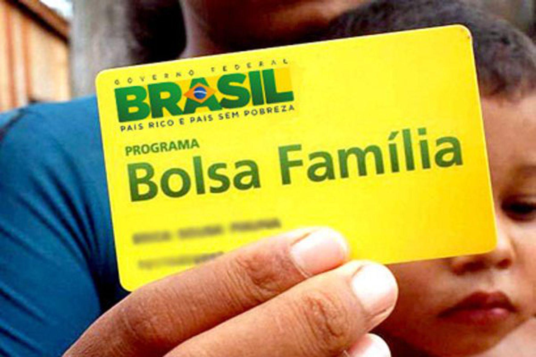 Governo Federal reajusta Bolsa Família em quase 6%