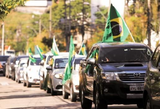 Grupos organizam Carreata Patriota para o dia 7 de setembro em SMO