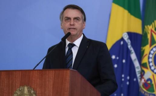 Bolsonaro diz que categorias da segurança pública deverão sair de texto da reforma