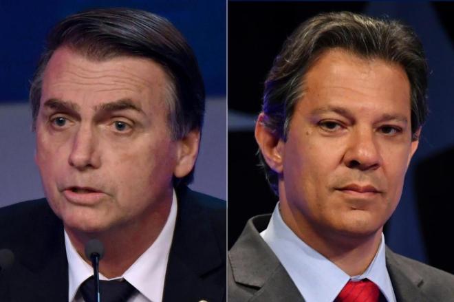 Médicos proibem Bolsonaro em debate e Haddad reage