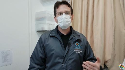 VÍDEO: Mais de 90% dos infectados estão recuperados da COVID-19