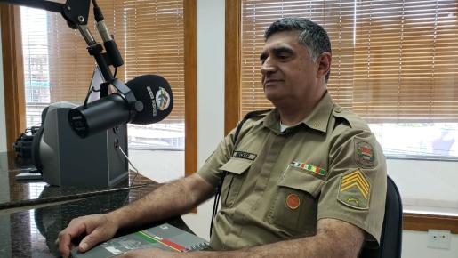 Com 34 anos de profissão, sargento enaltece evolução no trabalho da Polícia Militar Rodoviária