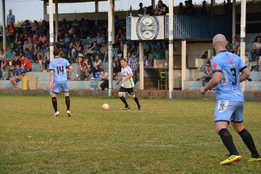 Grêmio Guamerim e Grêmio Gaúcho empatam no Municipal de São Miguel do Oeste