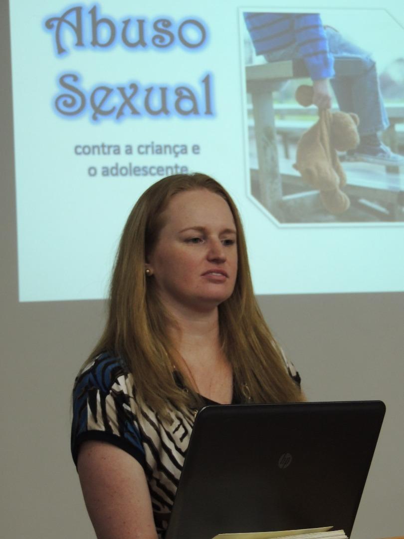 Abuso Sexual contra crianças e adolescentes é tema de capacitação