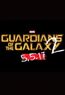Guardiões da Galáxia - 3D | 27/04/2017