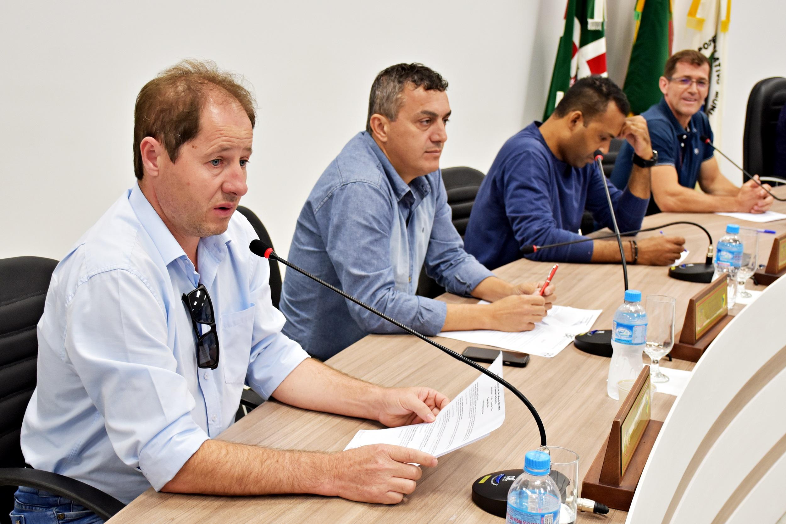 Câmara aprova pedido de melhorias no Barracão de Natal
