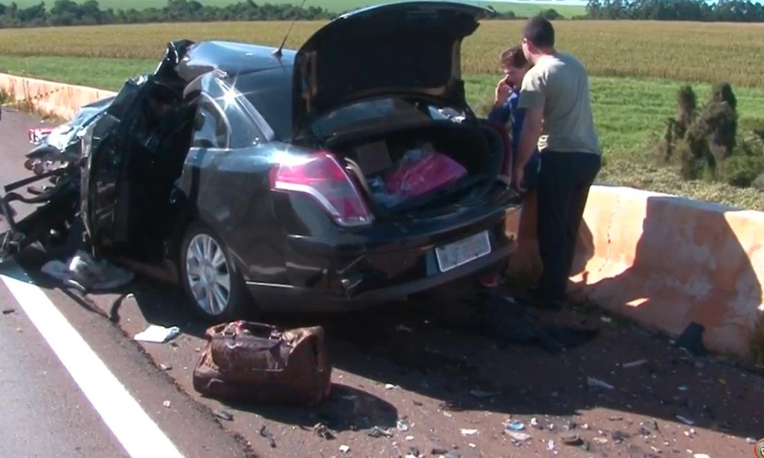Dentista de Guaraciaba morre em acidente no Paraná