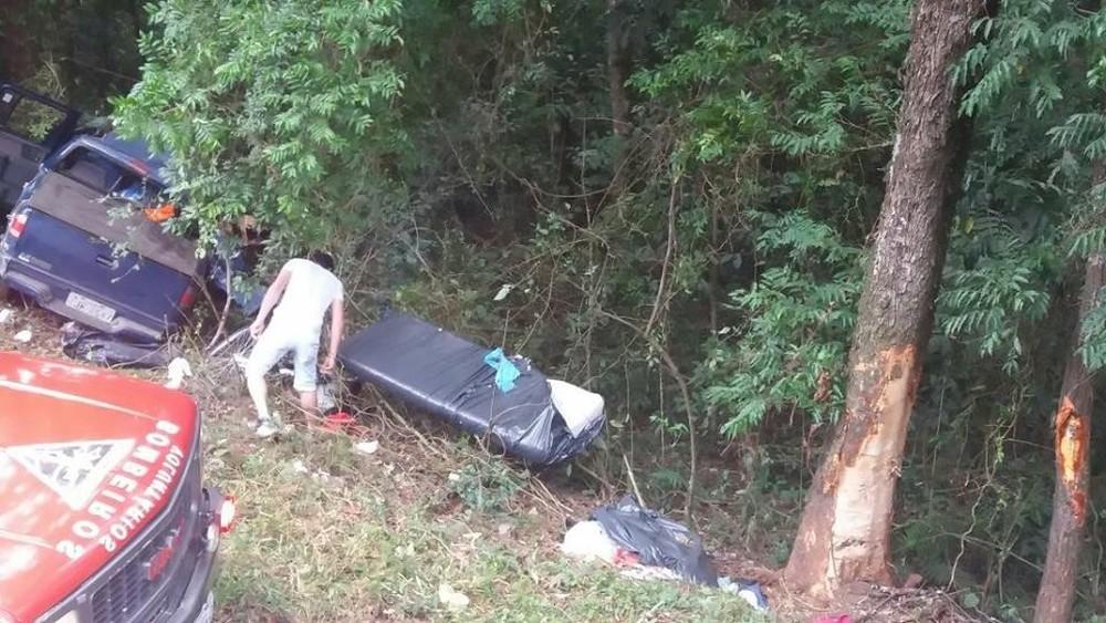 Sobe para 18 o número de mortes nas rodovias catarinenses no feriado