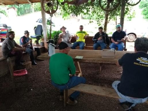 Município de Guaraciaba realiza capacitação sobre apicultura