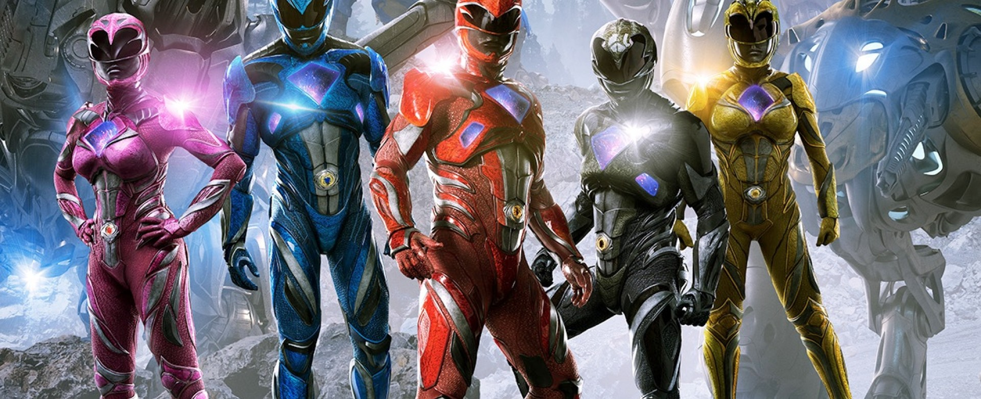 Power Rangers - 2D | 23/03/2017