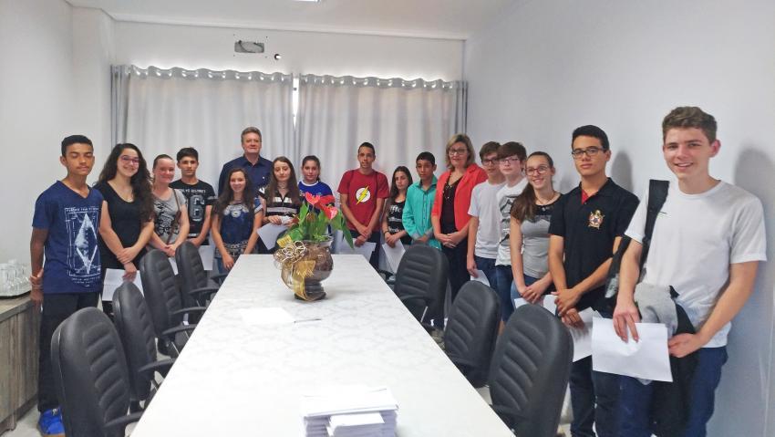 Vereadores Mirins de São Miguel do Oeste serão diplomados na próxima semana