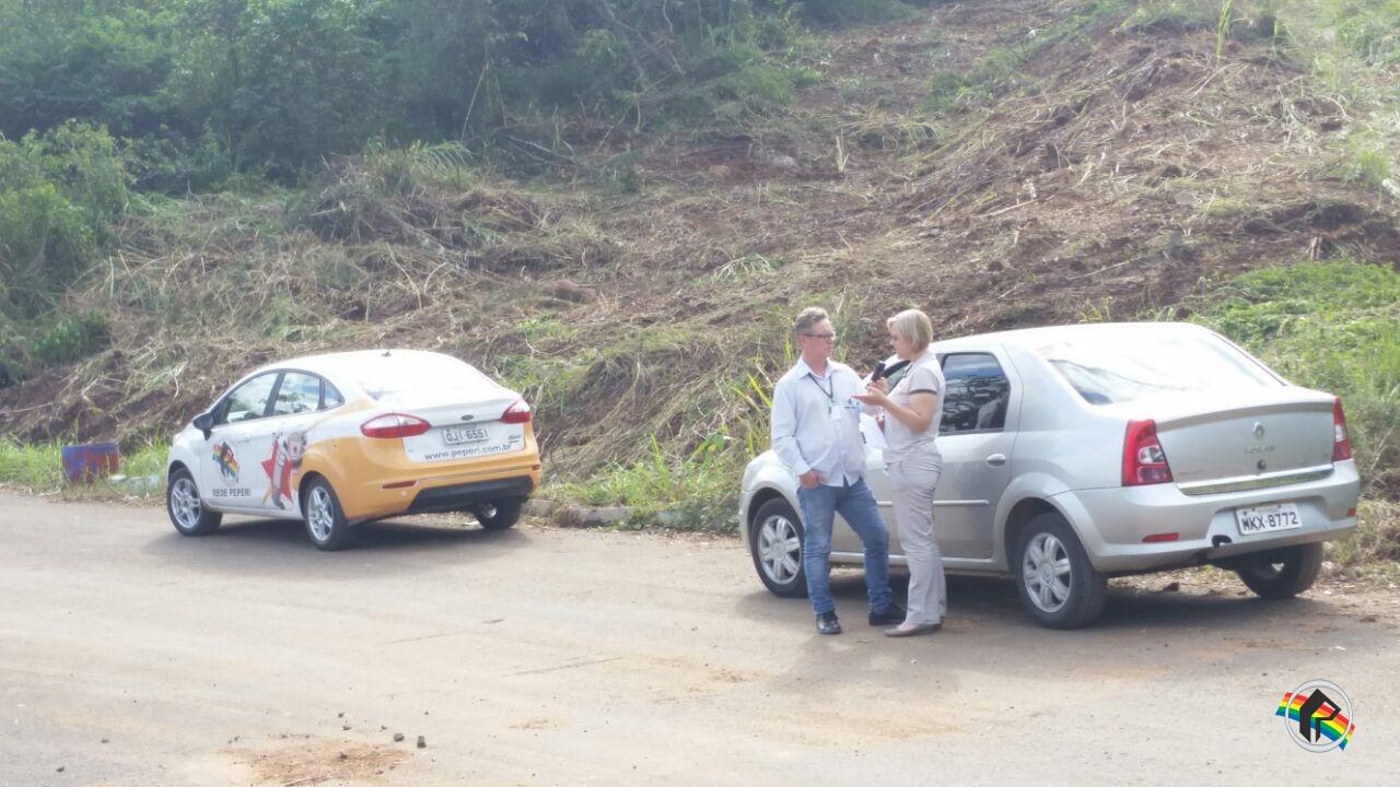 Prefeitura de Itapiranga investe na regularização de lotes na área industrial