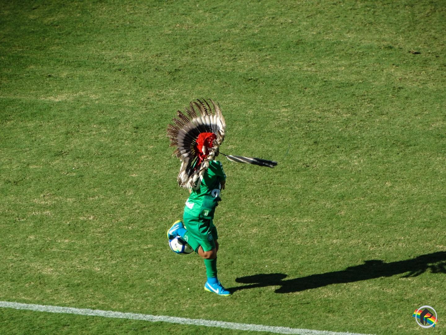 Chapecoense fica no empate com o Vasco pelo Brasileirão