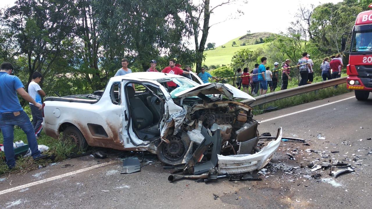 Acidente com vítima na SC 157 mobiliza equipes do Saer/Sara