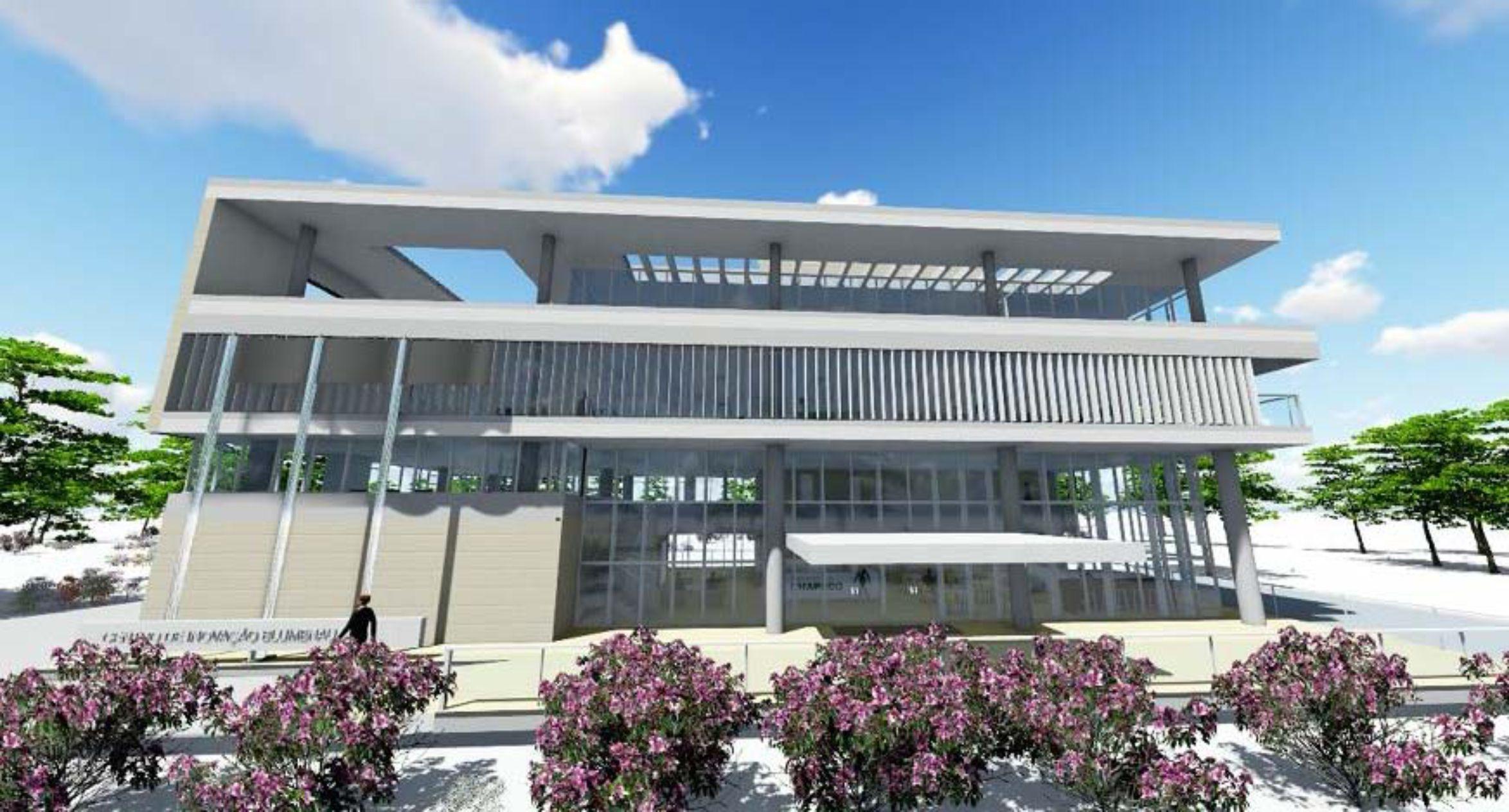 Finalizado projeto do  Centro de Inovação de São Miguel do Oeste