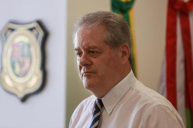 Cesar Grubba deixa a Secretaria da Segurança para concorrer a deputado