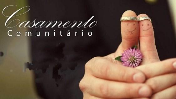 Secretaria de Assistência Social organiza casamento comunitário em Paraíso