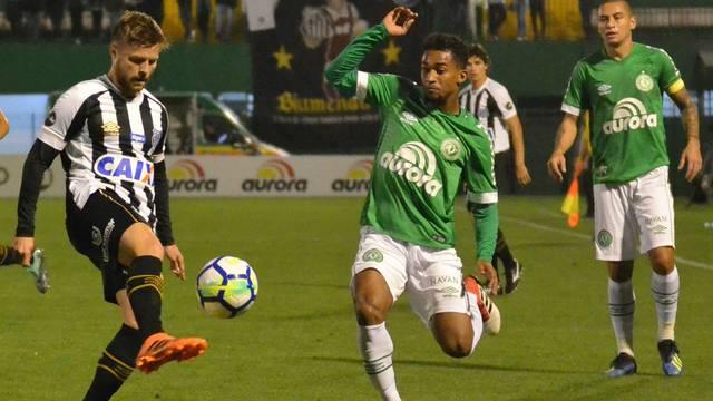 VÍDEO: Jogando em casa, Chape fica apenas no empate com o Santos