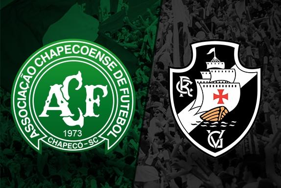 Peperi transmite Chapecoense e Vasco pelo Campeonato Brasileiro