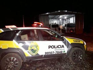 Caminhões da região são apreendidos com contrabando no Paraná