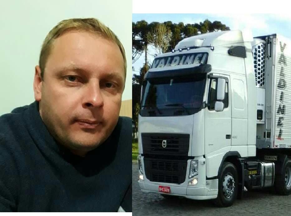 Motorista de caminhão roubado em São Paulo é encontrado