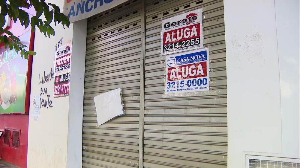 IBGE: 341,6 mil empresas foram fechadas no Brasil em três anos