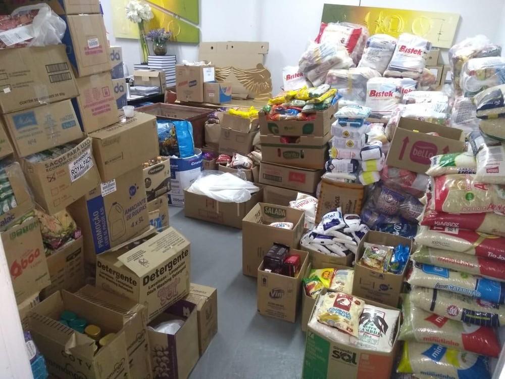 SC receberá 230 imigrantes venezuelanos amanhã