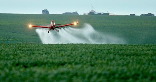 Governo federal aprova registro de mais 31 novos agrotóxicos