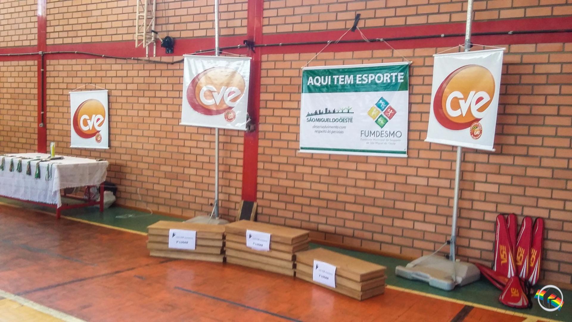 Colégio CVE divulga os vencedores do I CVE Open de Badminton