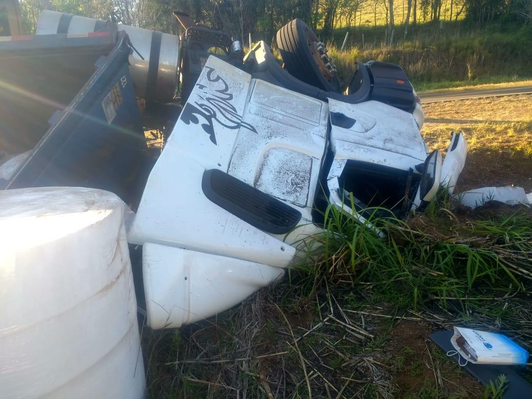 Brasileiro morre em grave acidente em Bernardo de Irigoyen
