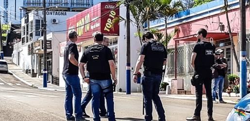 VÍDEO: Polícia Civil e IGP realizam a reconstituição do caso Montagna