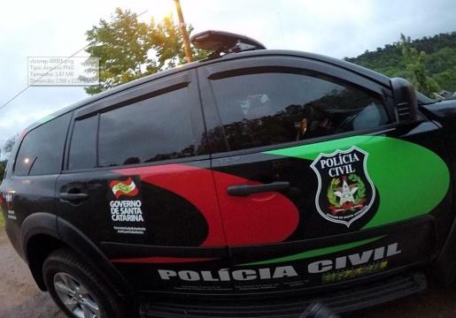 Polícia Civil tenta identificar corpo encontrado no Rio Uruguai