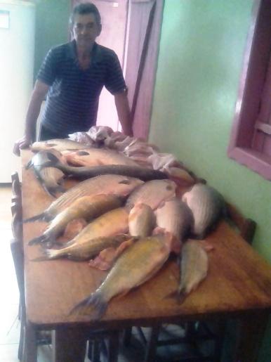 Pescador de Mondaí relata rotina e desafios do profissional