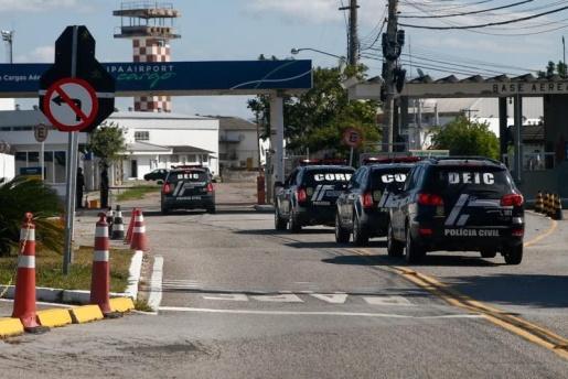 Primeiros respiradores comprados pelo governo de SC chegam a Florianópolis