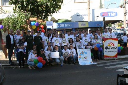 Dia C de Cooperar será neste sábado em São Miguel do Oeste